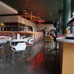 25-hours Hotel Restaurant