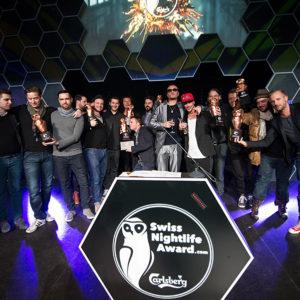 Swiss Nightlife Award - Beste Clubs und DJs