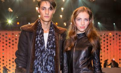 Raphael Hatt und Johanna Brendow gewann am Elite Model Look Switzerland 2014