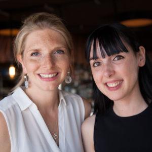 Amorelie Lea Sophie Cramer und Ramona Bonbizin