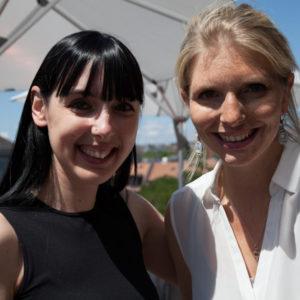 Amorelie Schweiz - Ramona Bonbizin und Lea Sophie Cramer