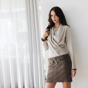 Andrea Sauter Schweizer Fashiondesignerin - Look 12