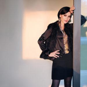 Andrea Sauter Schweizer Fashiondesignerin - Look 22