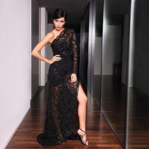 Andrea Sauter Schweizer Fashiondesignerin - Look 24 Dress