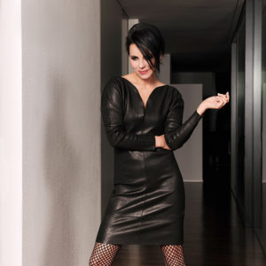 Andrea Sauter Schweizer Fashiondesignerin - Look 26