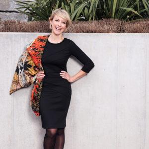 Andrea Sauter Schweizer Fashiondesignerin - Look 5
