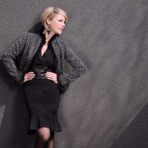 Andrea Sauter Schweizer Fashiondesignerin - Look 7