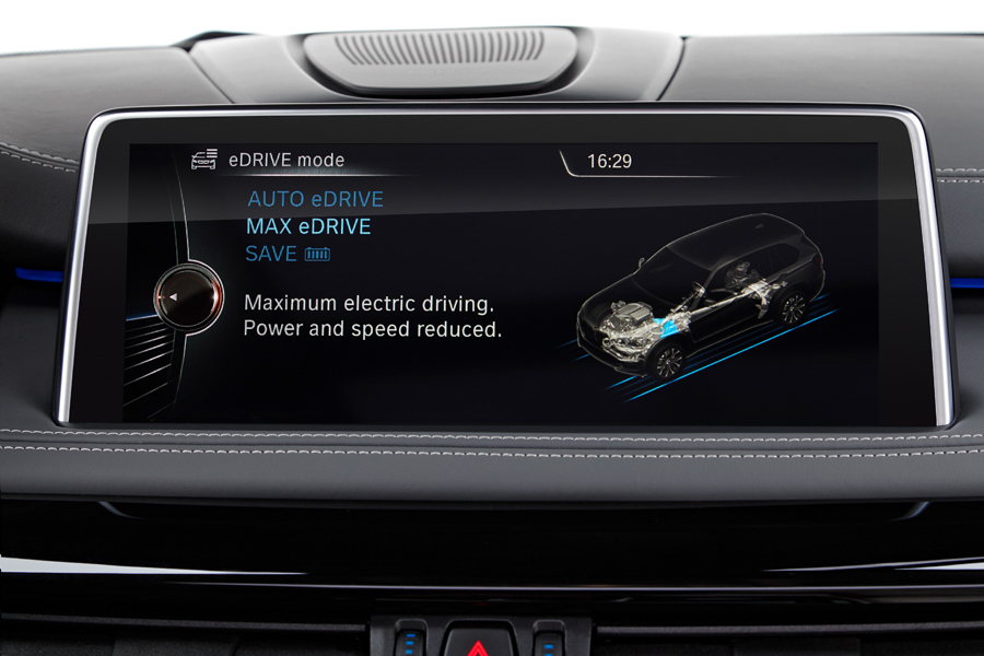 Bmw x5 xdrive40e das erste plug in hybrid serienautomobil for 3e1 exterieur design pure excellence