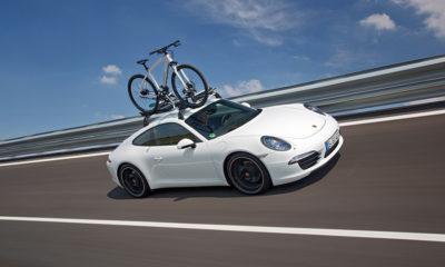 Auf in den Urlaub mit dem Porsche 911