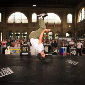 Die Gewinner des The Dance Swisstour Final Breakdance