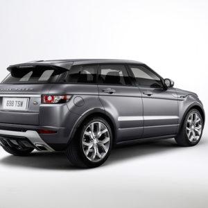 Bestseller Range Rover Evoque Autobiography mit neuem Topmodell