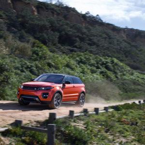 Bestseller Range Rover Evoque 2015 mit neuem Topmodell
