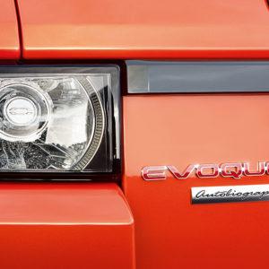 Bestseller Range Rover Evoque 2015 - Scheinwerfer