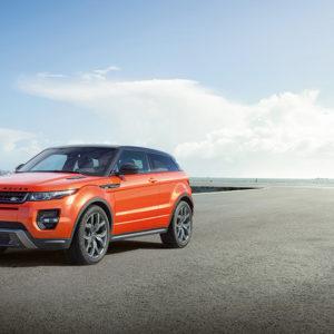 Bestseller Range Rover Evoque Dynamic 2015