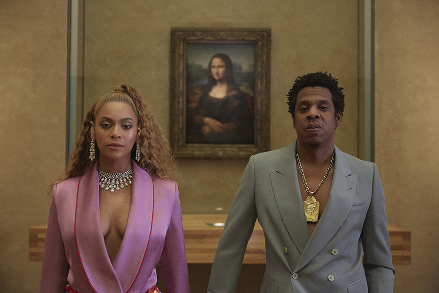 Youtube jay z and beyonce