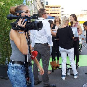 Blick Reporterin - Elite Model Look Switzerland 2014