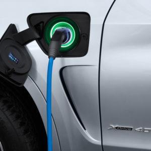 BMW X5 xDrive40e - das erste Plug-in-Hybrid-Automobil