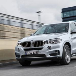 BMW X5 xDrive40e - Plug-in-Hybrid