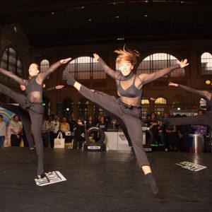 Gewinner Crew Estimation des The Dance Swisstour Final 2019