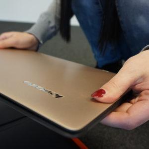 Champagner Notebook Lenovo Yoga 3 Pro