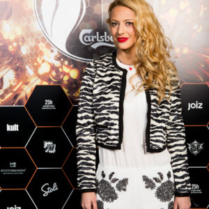 Christa Rigozzi - 5. Swiss Nightlife Award - Beste Clubs und DJs