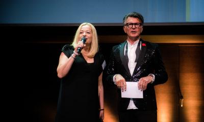 Clifford Lilley Moderator - Paul Mitchell Schweiz feierte sein 20-jähriges Bestehen im Zürcher Club Aura