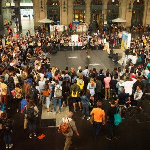 Die Gewinner des The Dance Swisstour Final Crewlife Zürich