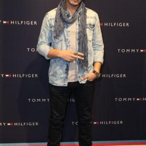 Cris Cab - Tommy Hilfiger eröffnete Anchor Store in Berlin