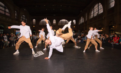 Die Gewinner des The Dance Swisstour Final Teilnehmer Crew