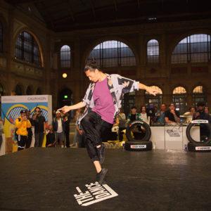 Die Gewinner des The Dance Swisstour Final Swiss Freestyle Champion Teilnehmer