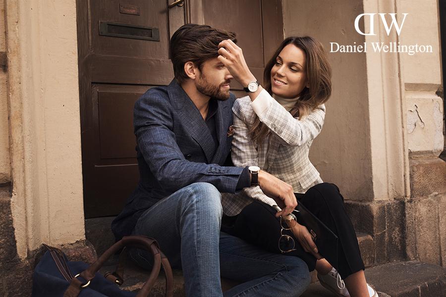 Daniel Wellington: der Liebe zuliebe