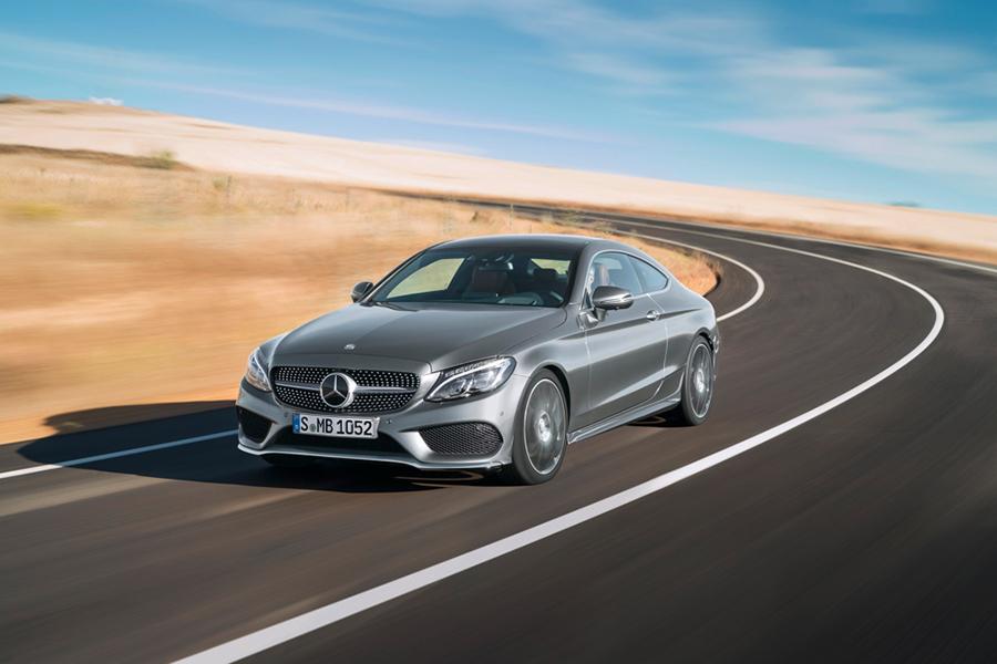 Das neue C-Klasse Coupé von Mercedes-Benz