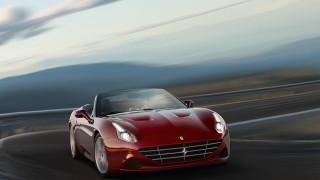 Der Ferrari CALIFORNIA T für ein sportlicheres Fahrerlebnis