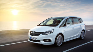 Der neue Opel Zafira mit Lounge-Komfort
