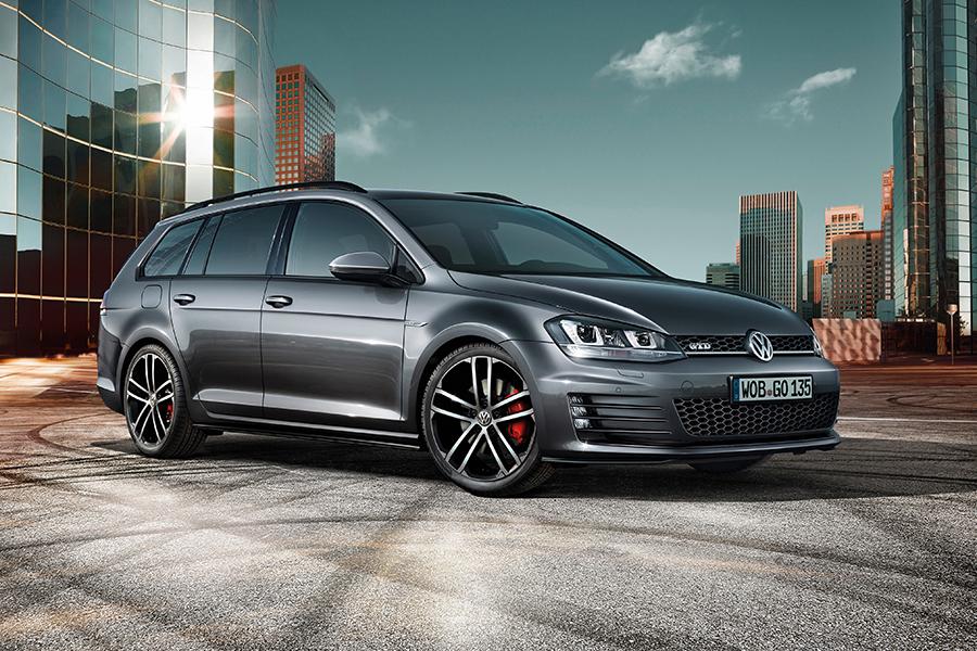 Der neue VW Golf GTD Variant - sportlich und sparsam