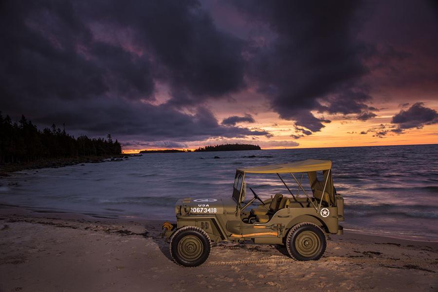 Der SUV-Pionier Jeep wird 75