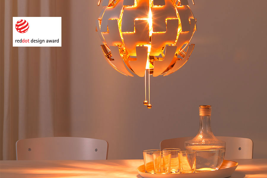 Ikea hangeleuchte kuche for Design hangeleuchte