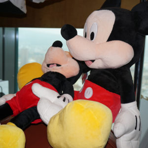 Disney Fashion Open House im Tower