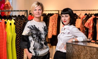 Modeboutique Dress up Basel - Eröffnung in neuem Kleid