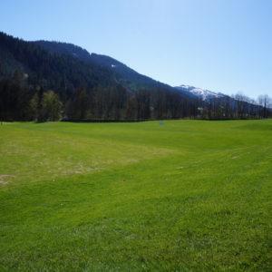 Driving Range - Testbericht im Stanglwirt Bio- und Wellnesshotel in Tirol