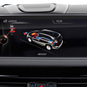 eDrive - BMW X5 xDrive40e - das erste Plug-in-Hybrid-Serienautomobil