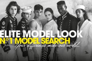 Elite Model Look Switzerland 2018 - Modelcasting im OVS Store