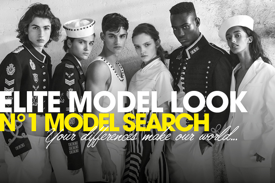 Elite Model Look Switzerland 2018 - Modelcasting im OVS Store