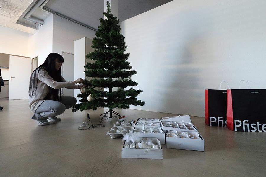 Wann Wurde Der Geschmückte Weihnachtsbaum Populär.Endlich Weihnachten Mit Meinem Eigenen Christbaum Fashionpaper