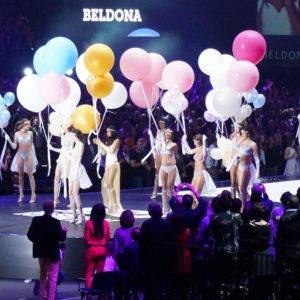 Energy Fashion Night 2015 mit Beldona