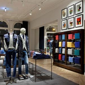 Eröffnung Tommy Hilfiger Berlin - Anchor Store