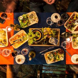 Erstes Street Food Festival der Schweiz - SMITH & SMITH