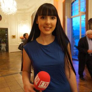 F TV - fashionpaper Modeschau Les Diamonds d'Haute Couture in Luzern