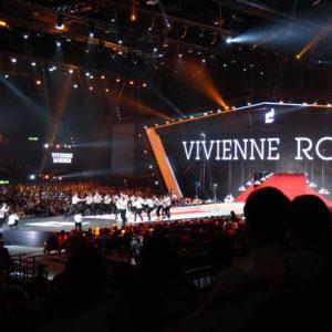 Fashion Night 2015 mit Vivienne Rohner