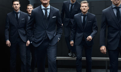 Germany is the World Football Champion - HUGO BOSS Fashion Outfitters